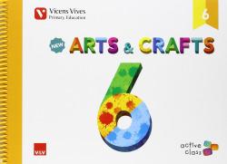 (15).NEW ARTS CRAFTS 6ºPRIM.(PLASTICA EN INGLES)