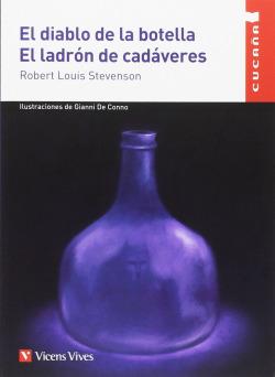 El Diablo de la botella/ladrón de cadáveres