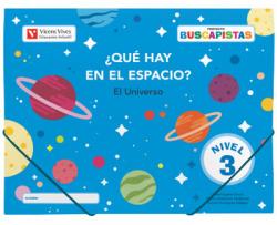 BUSCAPISTAS N-3 ¿QUE HAY EN EL ESPACIO? (P5)