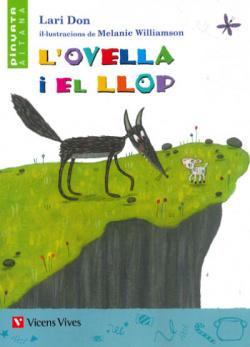 L'OVELLA I EL LLOP (PINYATA AITANA)