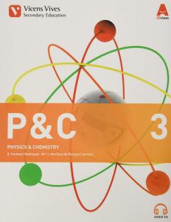 PHYSICS & CHEMITRY 3ºESO +CD. ANDALUCÍA 2019