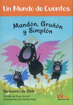 MANDÓN, GRUÑON Y SIMPLÓN