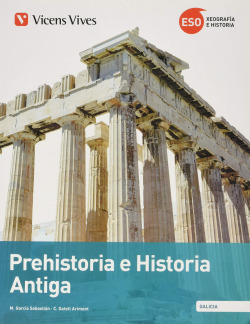 PREHISTORIA E HISTORIA ANTIGUA GALICIA