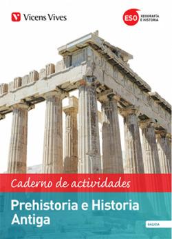 PREHISTORIA E HISTORIA ANTIGUA GALICIA ACTIVIDADES