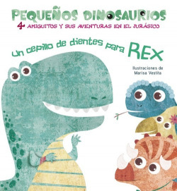 MUÑECO REX + CEPILLO DE DIENTES PARA REX