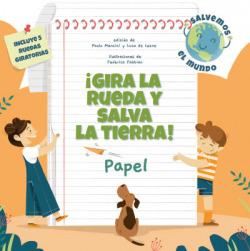 ÂíGIRA LA RUEDA Y SALVA LA TIERRA PAPEL! (VVKIDS
