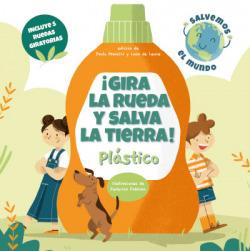 ÂíGIRA LA RUEDA Y SALVA LA TIERRA PLASTICO! (VVKIDS