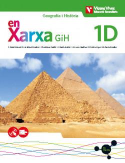 GEOGRAFIA HISTORIA DIV 2ESO EN XARXA CAT