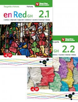 GEOGRAFIA HISTORIA 2ºESO(2.1 2.2) 21 EN RED