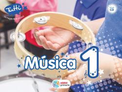 (11).MUSICA 1º.PRIM (+CD) (TUTTI)