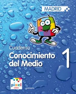 ANT/(MAD).(11).CUAD.CONOCIMIENTO 1º.PRIM (PIXEL) MADRID