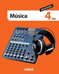 (12).MUSICA 4º.ESO (+DVD)
