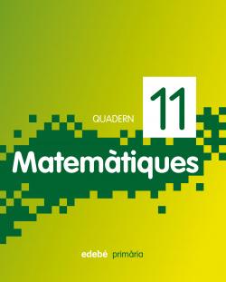 ANT/(CAT).(12).QUAD.MATEMATIQUES 11-4T.PRIM.(PIXEL)