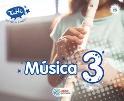 (12).MUSICA 3º.PRIMARIA (+CD) (TUTTI)