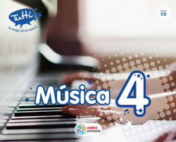 (12).MUSICA 4º.PRIMARIA (+CD) (TUTTI)