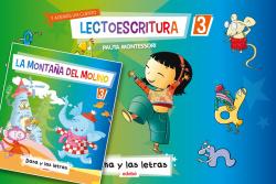 (13).LECTOESCRITURA 3 PAUTA MONTESSORI (DANA Y LAS LETRAS)