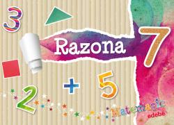 (13).MATEMAGIC RAZONA 7. (5 AÑOS CUADERNO MATEMATICAS)