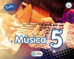 (14).MUSICA 5º.PRIMARIA.(+CD).(TUTTI)