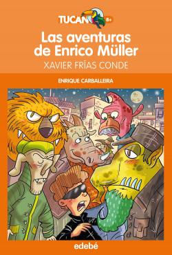 Las aventuras Enrico Müller