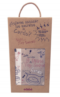 Kit diario top secret del cerdo