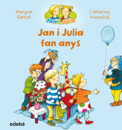 JAN I JULIA FAN ANYS CAT