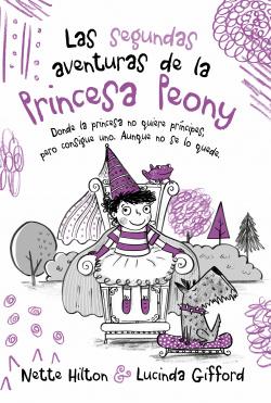 Las segundas aventuras de la Princesa Peony
