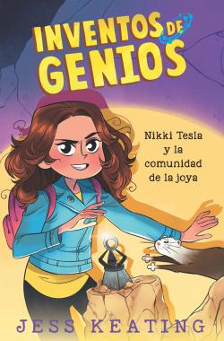 Nikki Tesla y la comunidad de la joya