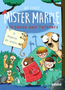 Mister Marple 2: La desaparició dels suricates