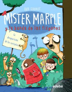 Mister Marple 2: La desaparición de los suricatas