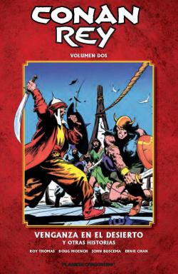 Conan Rey Nº2