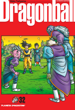 Dragon Ball nº32/34
