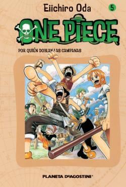 One piece nº05