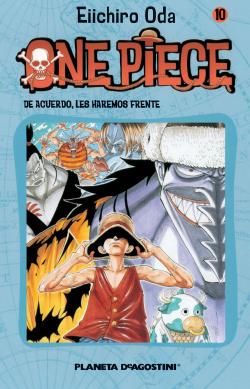One Piece nº10