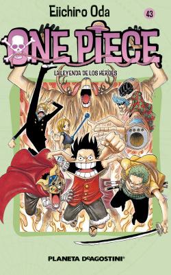 One Piece nº43
