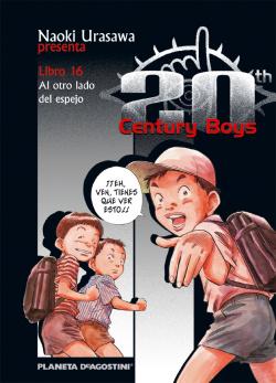 20th Century Boys nº16