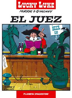 Lucky Luke Nº 4. El Juez