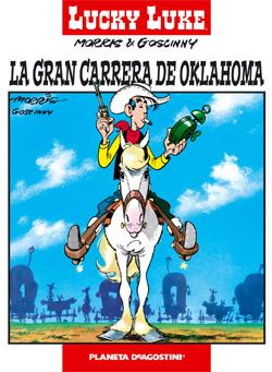 Lucky Luke Nº 6. La gran carrera