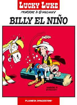 Lucky Luke: Billy el Niño