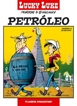 Lucky Luke: Petróleo