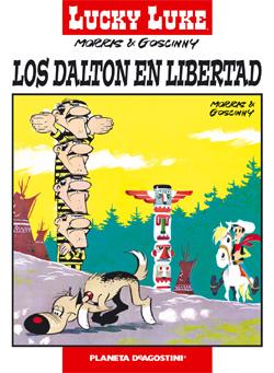 Lucky Luke: Los Dalton en libertad