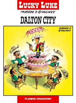 Lucky Luke nº25. Dalton City
