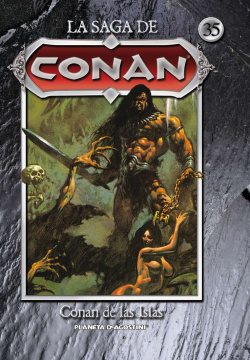 La saga de Conan Nº35