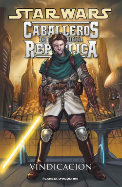 Starwars Caballeros Antigua Republ Nº06