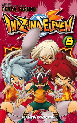 Inazuma Eleven nº8