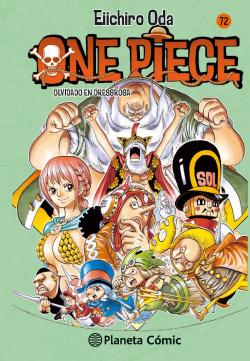 One Piece Olvidado en dressrosa
