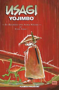 Usagi Yojimbo nº24