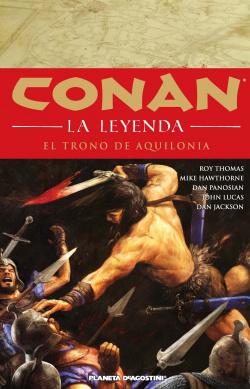 Conan La Leyenda Nº12