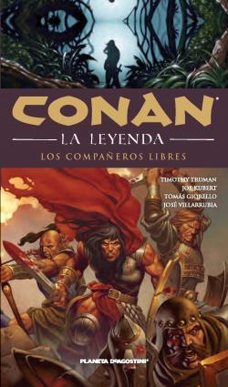 Conan la leyenda nº9