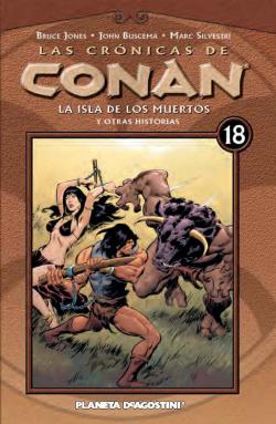 Las Crónicas de Conan nº18