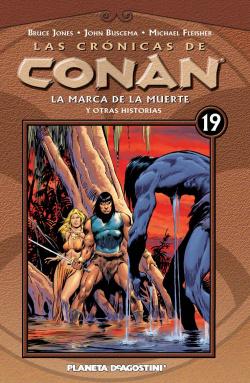Las crónicas de Conan Nº19